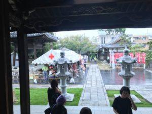 第一回金城文化祭 in 西来寺